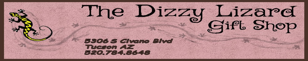 The Dizzy Lizard Gift Shop, Tucson AZ